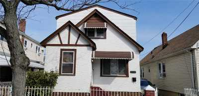 Jamaica Single Family Home For Sale: 167-19 142nd Ave