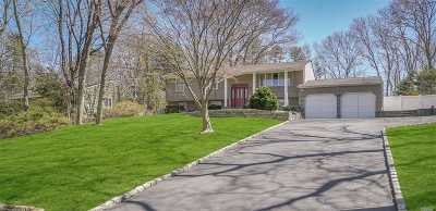 Smithtown Single Family Home For Sale: 38 McArthur Ln