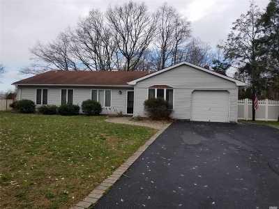 S. Setauket Single Family Home For Sale: 88 Strathmore Villa Dr