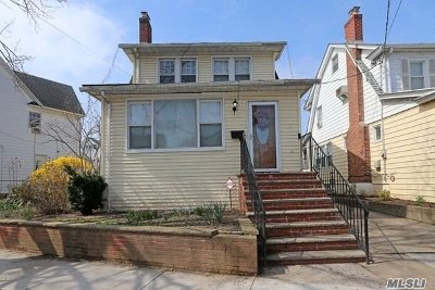 Queens Village Single Family Home For Sale: 92-72 221st St