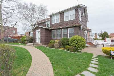 Whitestone Single Family Home For Sale: 12-27 152nd St