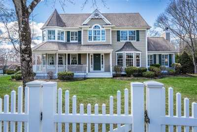 Smithtown Single Family Home For Sale: 1 White Pine Ct