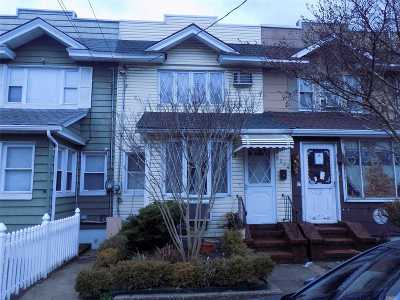 Woodhaven Single Family Home For Sale: 92-24 77th St