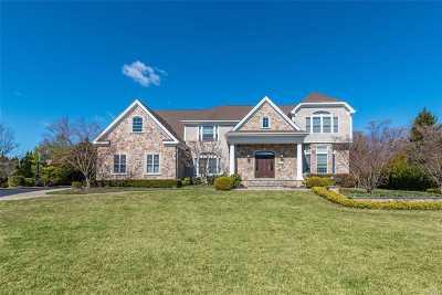 Dix Hills Single Family Home For Sale: 133 Elmwood Dr