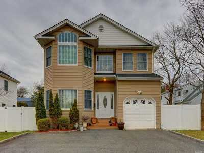 Bethpage Single Family Home For Sale: 49 Stewart Ave