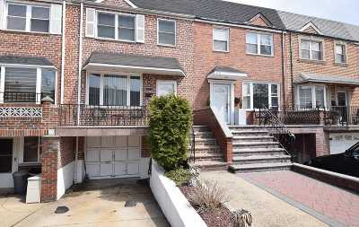 Middle Village Single Family Home For Sale: 61-23 75th Pl