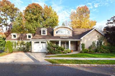 Great Neck Single Family Home For Sale: 1 Woodbourne Rd