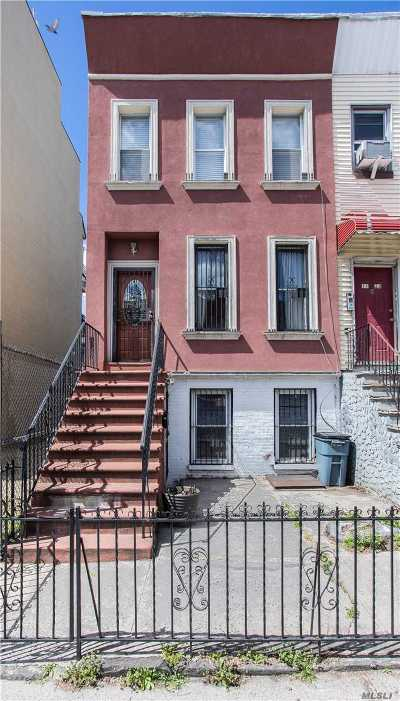 Brooklyn Multi Family Home For Sale: 1121 Lafayette Ave