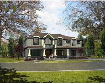 Roslyn Single Family Home For Sale: 73 Westwood Cir