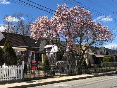 Jamaica Single Family Home For Sale: 119-30 171st St