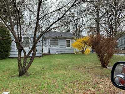 St. James Single Family Home For Sale: 251 Jackson Ave