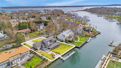 Greenport Single Family Home For Sale: 430 Snug Harbor Rd