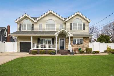 Bethpage Single Family Home For Sale: 120 Brenner Ave