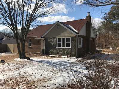 Bohemia Single Family Home For Sale: 1516 Walnut Ave