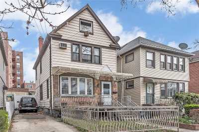 Forest Hills Single Family Home For Sale: 102-12 63rd Ave