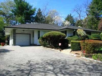 Jericho Single Family Home For Sale: 194 Maytime Dr