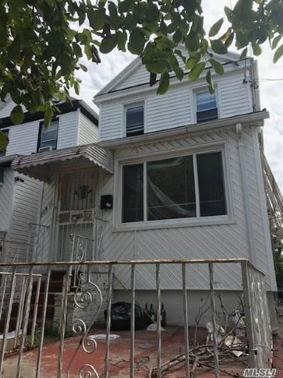 Ozone Park Multi Family Home For Sale: 104-10 103rd Ave