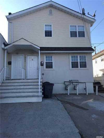 Far Rockaway Multi Family Home For Sale: 553 Beach 43th St.