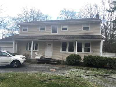 Smithtown Single Family Home For Sale: 6 Lower Rd
