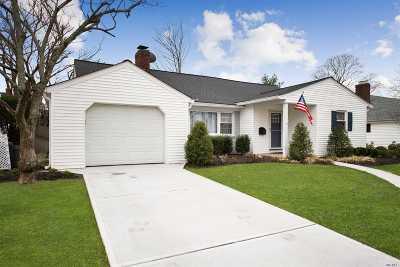 Wantagh Single Family Home For Sale: 3592 Anita Ln