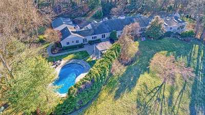Lloyd Harbor Single Family Home For Sale: 357 W Neck Rd
