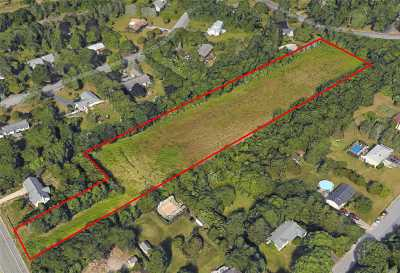 Cutchogue Residential Lots & Land For Sale: 18365 Middle Rd
