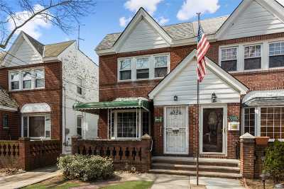 Ozone Park Single Family Home For Sale: 13212 82 St