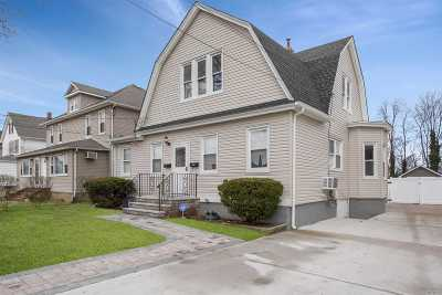 Nassau County Multi Family Home For Sale: 33 Harrison Ave