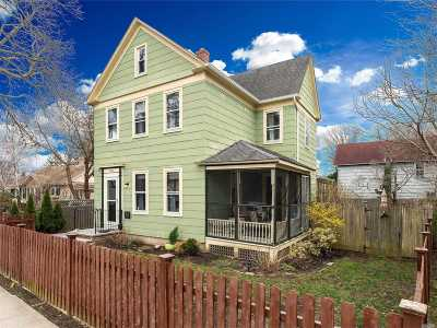 Greenport Single Family Home For Sale: 309 South St