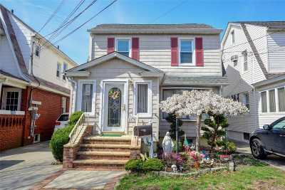 Ozone Park Single Family Home For Sale: 107-62 92nd St