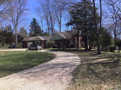Setauket Single Family Home For Sale: 45 Dyke Rd