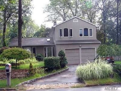 Lake Grove Single Family Home For Sale: 9 Sandy Ct