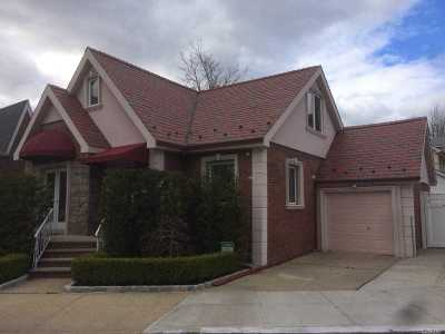 Forest Hills, Rego Park Single Family Home For Sale: 108-25 Union Tpke