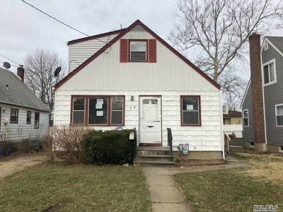 Queens County, Nassau County Single Family Home For Sale: 59 Virginia Ave