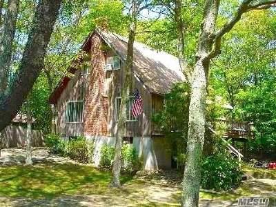 Hampton Bays Single Family Home For Sale: 36 Wards Path