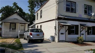 Nassau County Multi Family Home For Sale: 19-21 Elm Ave