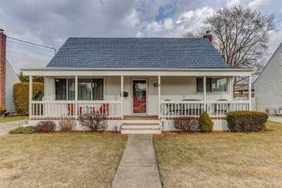 Bethpage Single Family Home For Sale: 90 S Windhorst Ave