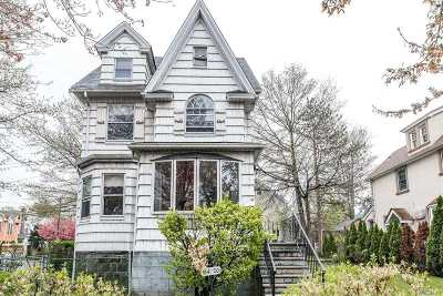 Flushing Single Family Home For Sale: 154-20 32nd Ave