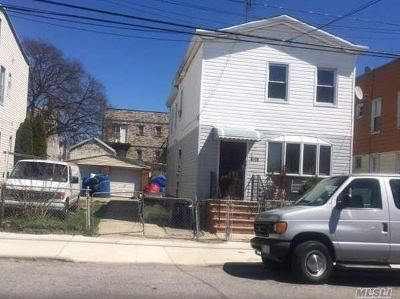 Ozone Park Multi Family Home For Sale: 95-29 89th St