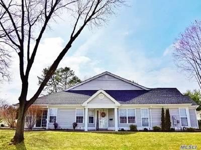 Ridge Condo/Townhouse For Sale: 25 Amagansett Ct