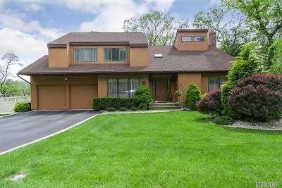 Smithtown Single Family Home For Sale: 9 Alpine Ct
