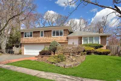 Jericho Single Family Home For Sale: 151 Hazelwood Dr