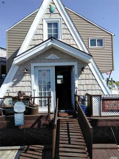 Seaford Single Family Home For Sale: 220 Shore Rd