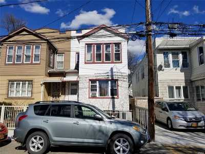 Woodhaven Multi Family Home For Sale: 88-45 77 St