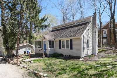 Mt. Sinai Single Family Home For Sale: 137a Shore Rd