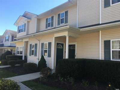 E. Quogue Condo/Townhouse For Sale: 102 Aerie Way