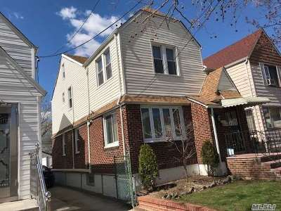 Queens Village Single Family Home For Sale: 89-48 210 Pl