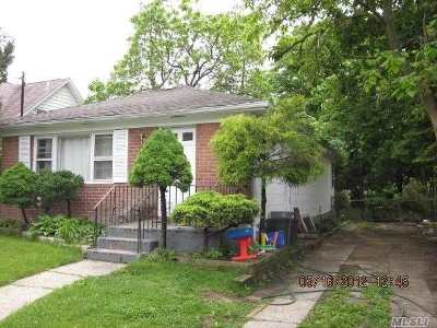 Baldwin Single Family Home For Sale: 696 Riverside Ave