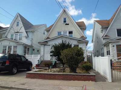 Jamaica Multi Family Home For Sale: 118-18 197th St