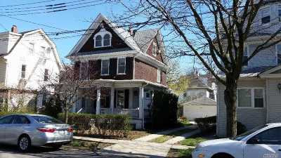Woodhaven Single Family Home For Sale: 93-26 86th Ave